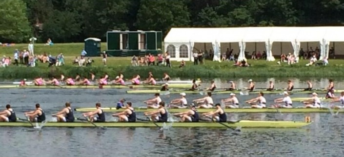 Competition Rowing NDM Coaching