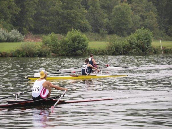 Individual Rowing