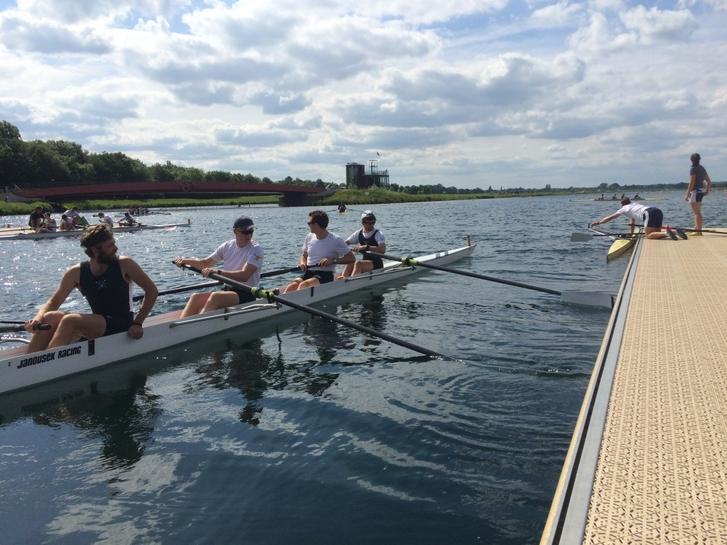 NDM Coaching Rowing