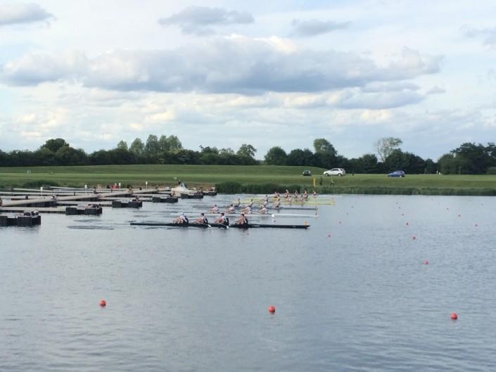 NDM Coaching Rowing