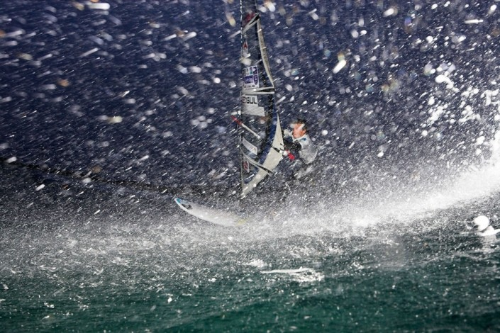 Simon Crowther Windsurf