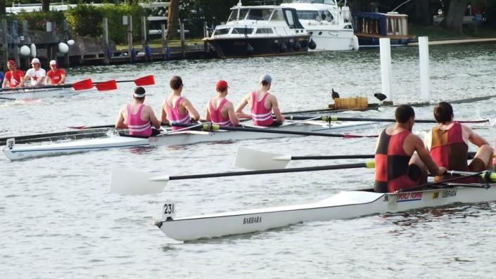 Rowing Coaching