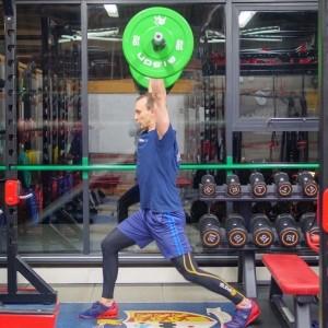 NDM Coaching Nick Weightlifting Training