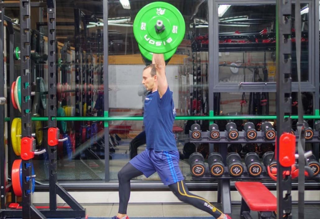NDM Coaching Weightlifting Training