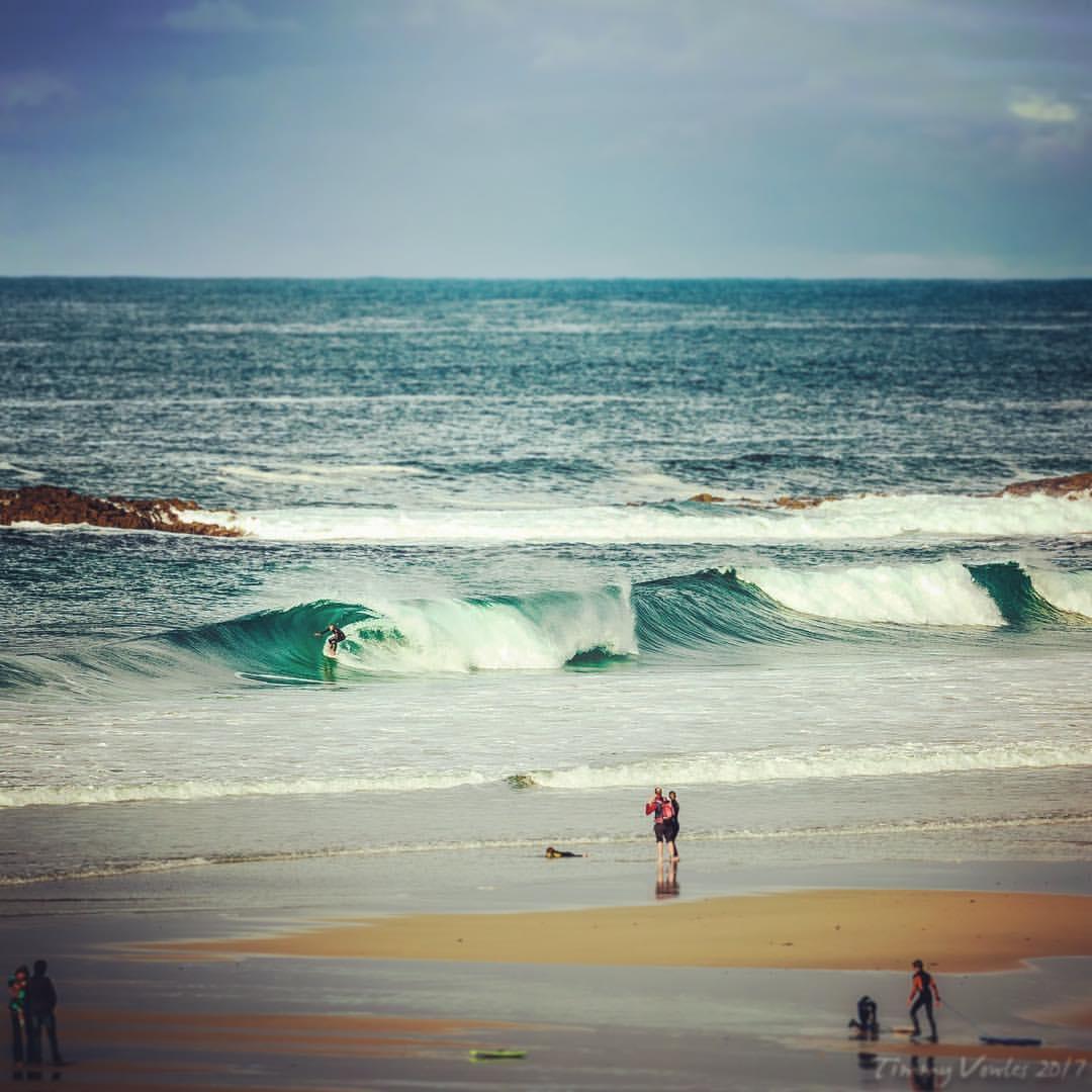 Nick Surfing Scotland