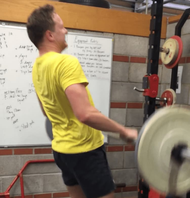 Charlie Weight Lifting 1-1